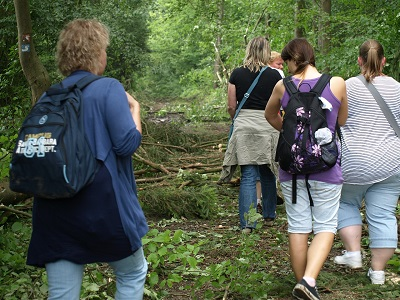 wandeltocht op 23 september voor hospice de regenboog in nunspeet