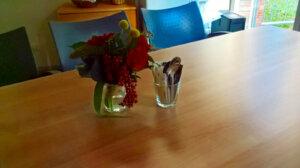 Alles staat klaar voor de open dag in hospice De Regenboog in Nunspeet